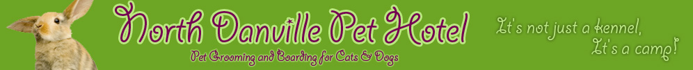 Pet Groomers in Danville - Pet Groomers in Danville Logo